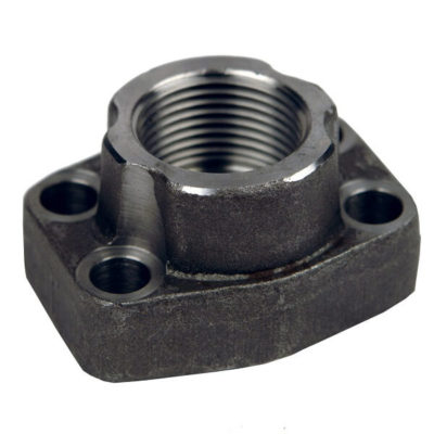 SAE BSPP Threaded Flange